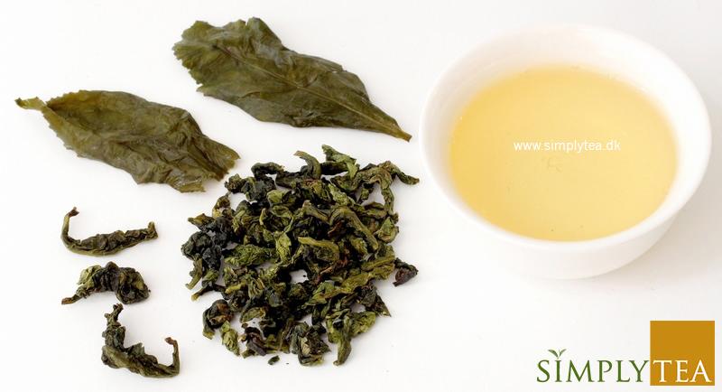 Link til Tie-Guan-Yin oolong te fra Simply Tea